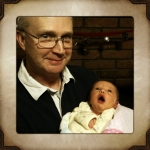 Norah and Granddad