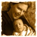 Norah and Mama