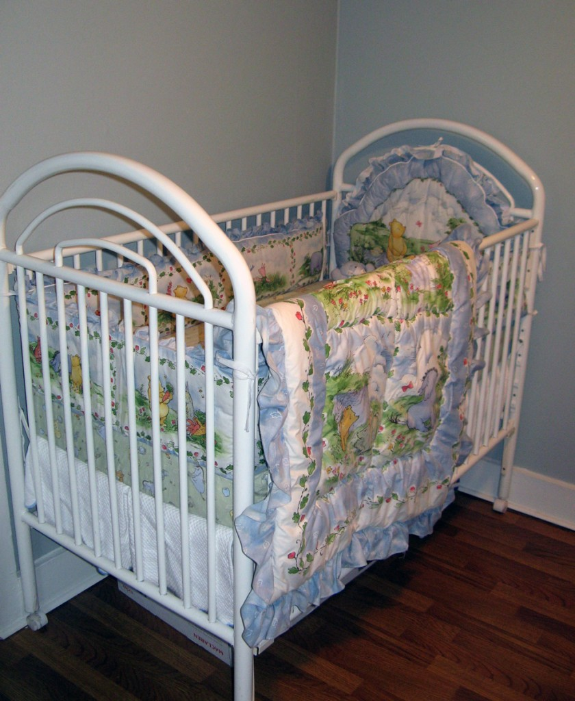 A crib.